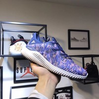 [Free Shipping ]Adidas Alpha Bounce CNY 330 Basketball Sneaker