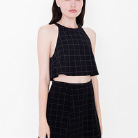 The Printed Lulu Mini Skirt | American Apparel
