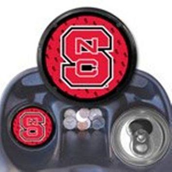 North Carolina State Wolfpack Car Coaster Air Freshener Auto Truck University