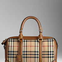 Medium Horseferry Check Bowling Bag