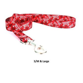 Chenier Chicago Bulls Nylon Leash