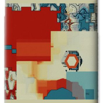 Moving Parts No 3 iPhone 6 Case for Sale by Ben and Raisa Gertsberg
