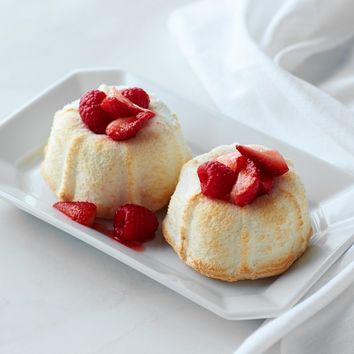 Gluten-Free Angel Food Cakes, Set of 12