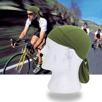 STYLEDOME Outdoor Cycling Cap Quick Dry Clean Shawl Headband Head Scarf Men Running Hat Riding Bandana Ciclismo Women Men Hood Caps