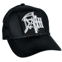 Death Hat Metal Music Baseball Cap Grim Reaper Metal Clothing