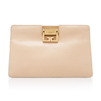 GV Textured-Leather Clutch | Moda Operandi