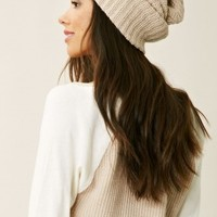 Free People Slouchy Basic Beanie