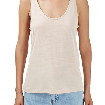 Topshop Boutique Scoop Neck Tank | Nordstrom