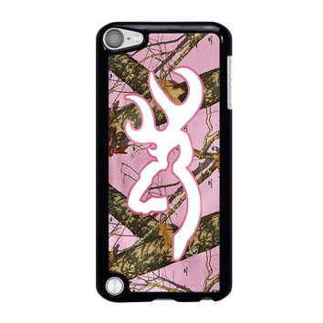 CAMO BROWNING PINK iPod Touch 5 Case Cover