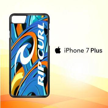 Rip Curl logo Z3299 iPhone 7 Plus Case