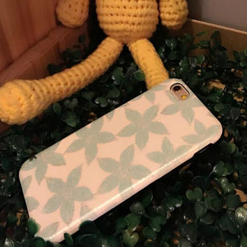 Leafs Case Cover for iphone 6 6s Plus Gift 218