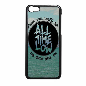 All Time Low Logo iPhone 5c Case