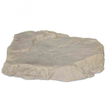 "Fake Rock Artificial Stone Skimmer and Septic Lid Cover - 108 (Sandstone) (6""H x 27""W x 31""D)"