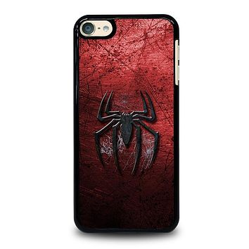 SPIDERMAN LOGO EMBLEM iPod 4 5 6 Case