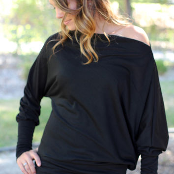 Dare To Dream Top Black