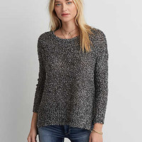 AEO Boucle Sweater, Black