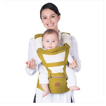 Toddler Backpack class New Ergonomic Baby Carrier Re-hold Infant Backpack Carrier For Baby Care Toddler Sling Kangaroo Baby Suspenders For Newborn AT_50_3