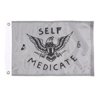Self Medicate Flag