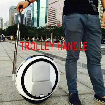 Trolley handle Ninebot One C C+ E E+ P Trolley Handle with parking stand scooter Electric Unicycle Accessories 2018 new packing