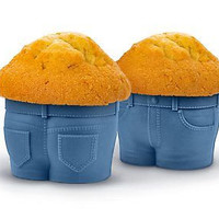 Kitchen Fred Muffin Tops Baking Cups Novelty Gadget Funtional Kitchen New Free