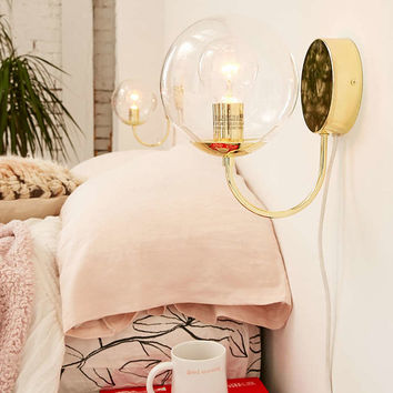 Juno Globe Sconce - Urban Outfitters