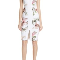 Ted Baker London Harmony Floral Sheath Dress | Nordstrom