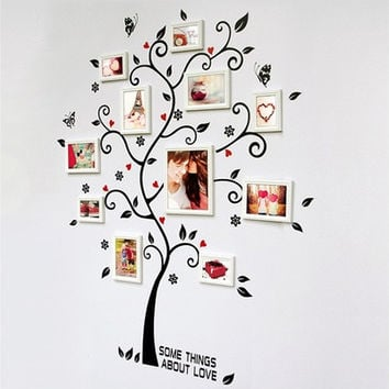 Best Family Tree Wall Frame Products on Wanelo