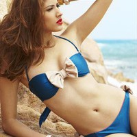 Big Bow Bikini from Itsie Bitsie