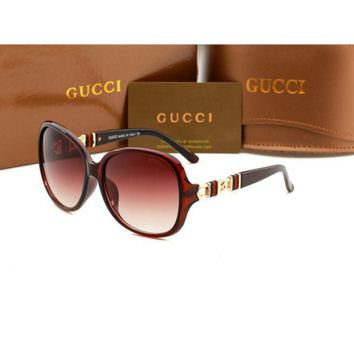Gucci Sunglass Summer Fashion Design