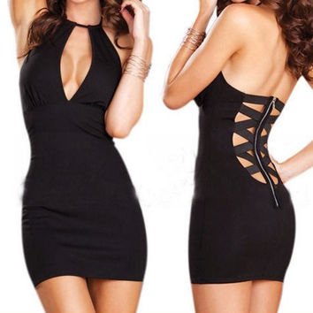 CUTE SHOW BODY DRESS