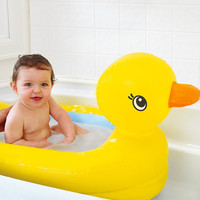 Inflatable Safety Duck Tub | zulily