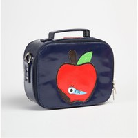 Bakker made with love, Blue vinyl lunchbox