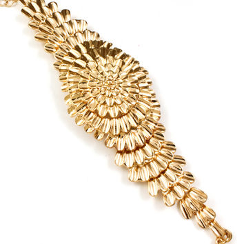 Gold Layers Bracelet