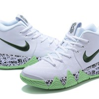 Nike Kyrie Irving 4 IV White/Dark Green