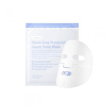 BY WISHTREND | Hours-long Moisturizing Gauze Sheet Mask