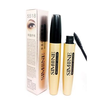 Curling Bushy Black Fiber Thick and Lengthening Mascara