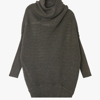 Wrap Knit Sweater