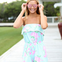 Seaside Wishes Romper