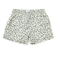 Farah Vintage Swim Shorts in Concrete Print - Swimming Trunks - Clothing | Shop for Men's clothing | The Idle Man