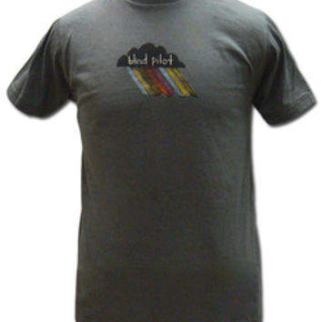 Blind Pilot Merchandise Store  - Blind Pilot  Clothing  Rainbow t-shirt