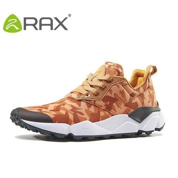 RAX 2017 Men Women Trail Running Shoes Outdoor Sport Sneakers Women Breathable Athleti
