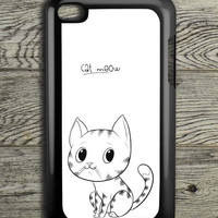 Cat Meow iPod 4 Touch Case