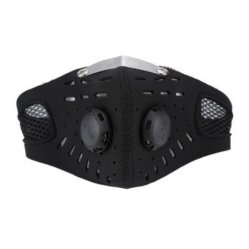 Super Anti Dust Mask Sports Warm Half-face Protection Against Activated Carbon Mask Face Filter