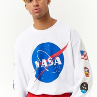 NASA Graphic Long-Sleeve Tee