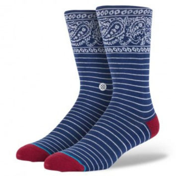 Stance Driggs Socks in Blue [SOLD OUT]