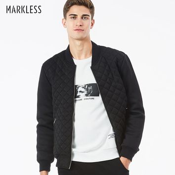 Casual Quilted Cotton Jacket