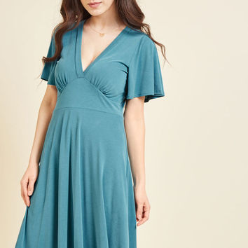 Do as You Ease Knit Dress