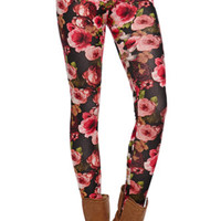 LA Hearts Floral Leggings at PacSun.com