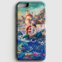 The Little Mermaid Red Hair iPhone 8 Case