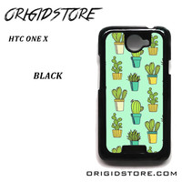 Cactus For HTC One X Case Please Make Sure Your Device With Message Case UY